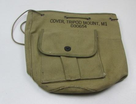 U.S. M1 Tripod Mount Cover 50 Cal - Unissued Condition