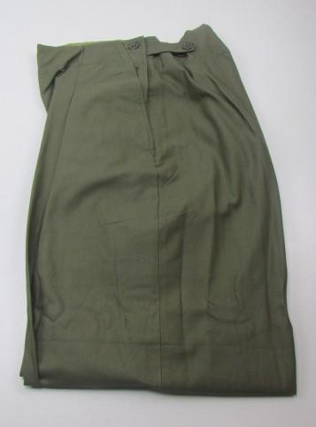 U.S. Woman M43 Outer Trousers 1943 Dated - Stone Mint Condition